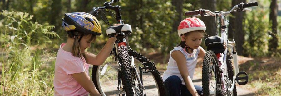 pistes cyclables à proximité du camping vieux moulin vensac
