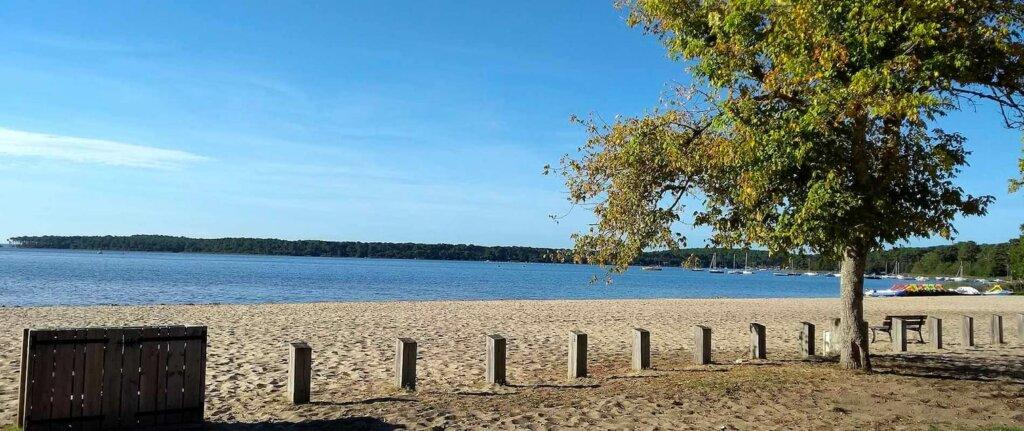 En savoir plus sur Les lacs de Gironde