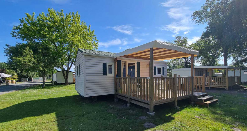 location mobil home pas cher gironde