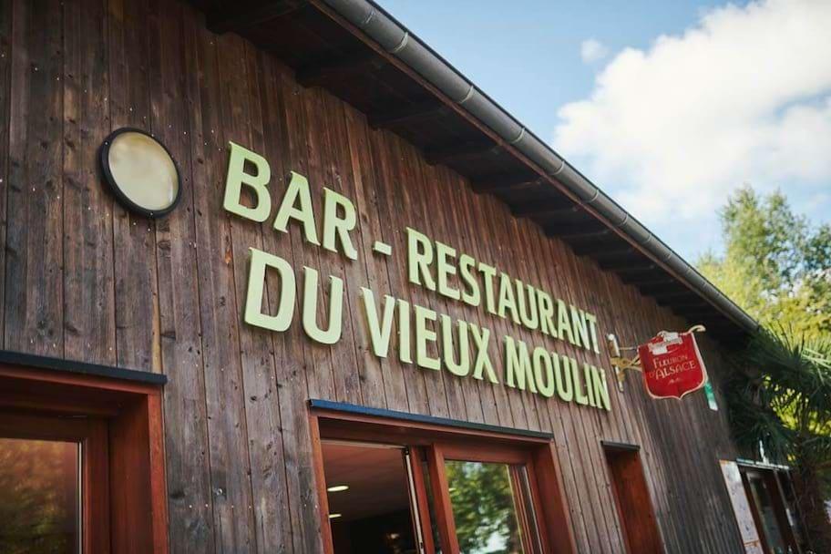 restaurant camping du vieux moulin vensac